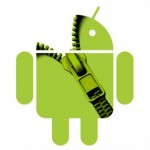 android unzipped